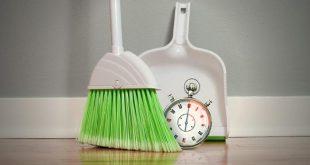 نصائح عند تنظيف منزلك